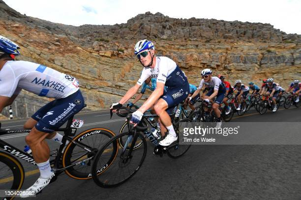 Chris Froome of The United Kingdom and Team Israel Start-up Nation during the 3rd UAE Tour 2021, Stage 5 a 170km stage from Fujairah Marine Club to...