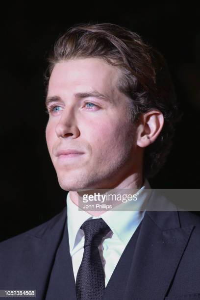Chris Fulton attends the European Premiere of Outlaw King Headline gala during the 62nd BFI London Film Festival on October 17 2018 in London England