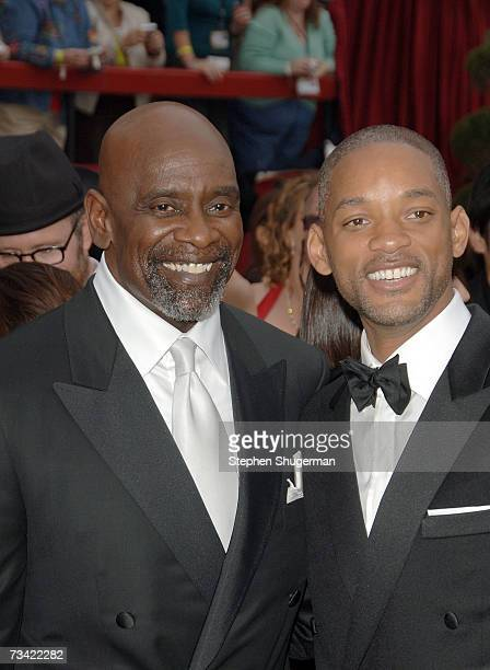 Chris Gardner and Actor Will Smith attend the 79th Annual Academy Awards held at the Kodak Theatre on February 25 2007 in Hollywood California