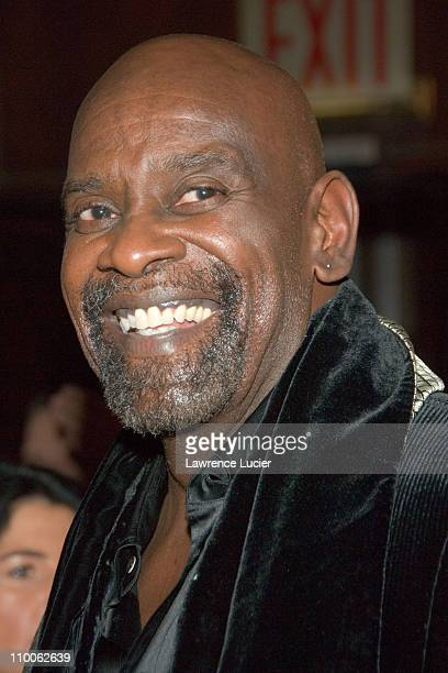 Chris Gardner during Museum of the Moving Image Salutes Will Smith at Waldorf Astoria in New York City New York United States