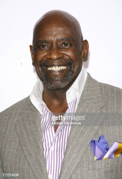 Chris Gardner during 'The Pursuit of Happyness' World Premiere Arrivals at Mann Village Theater in Westwood California United States