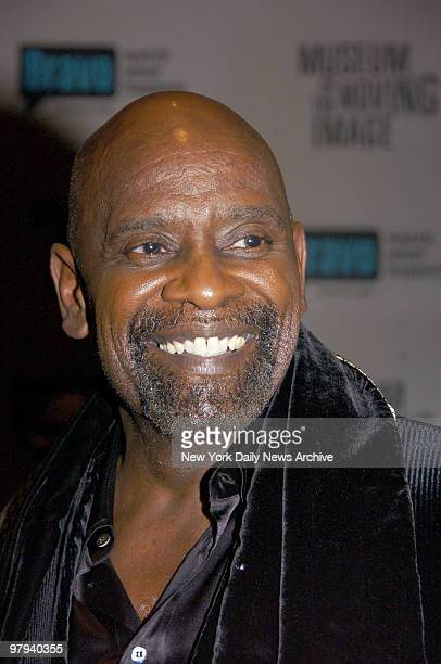 Chris Gardner is at the WaldorfAstoria hotel for the Museum of the Moving Image's annual black tie salute where Will Smith was honored
