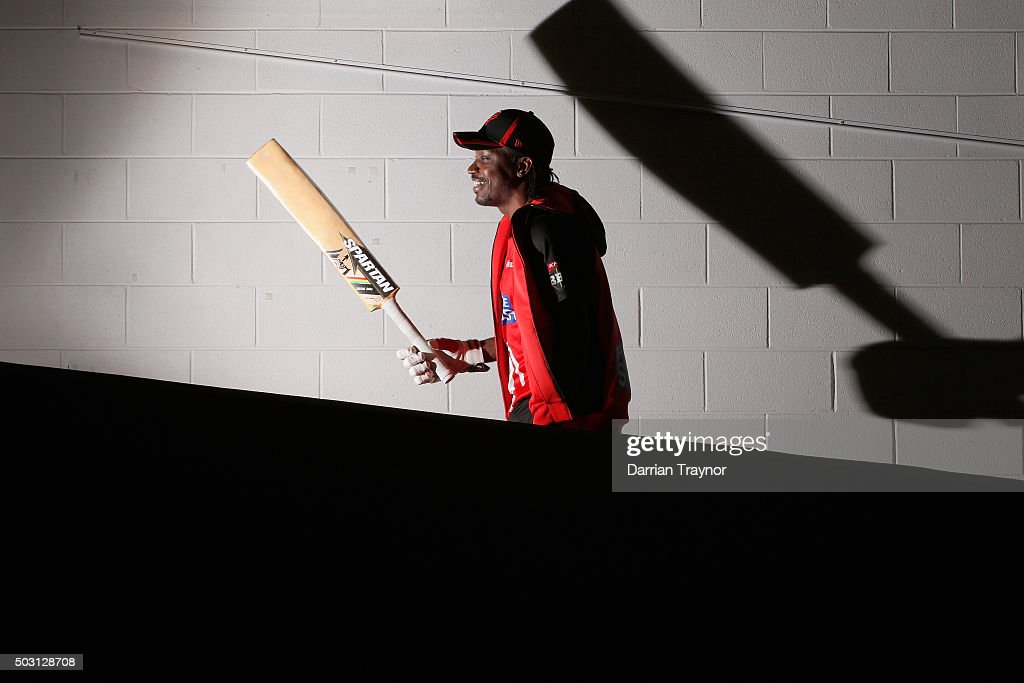 Big Bash League - Melbourne Stars v Melbourne Renegades