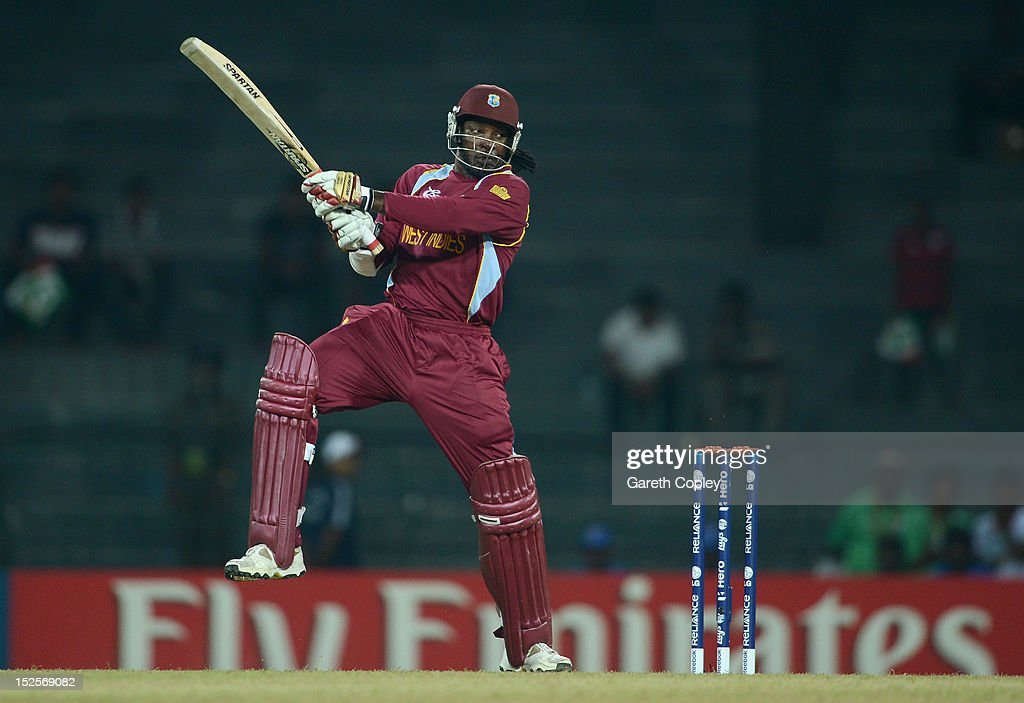 Australia v West Indies - ICC World Twenty20 2012: Group B