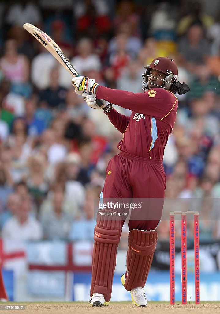 West Indies Action - 2015 Cricket World Cup Preview Set