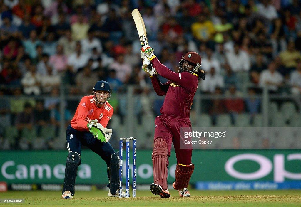 ICC World Twenty20 India 2016: West Indies v England : News Photo