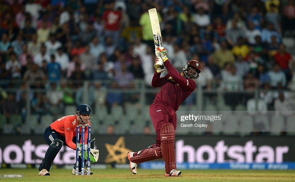 ICC World Twenty20 India 2016: West Indies v England