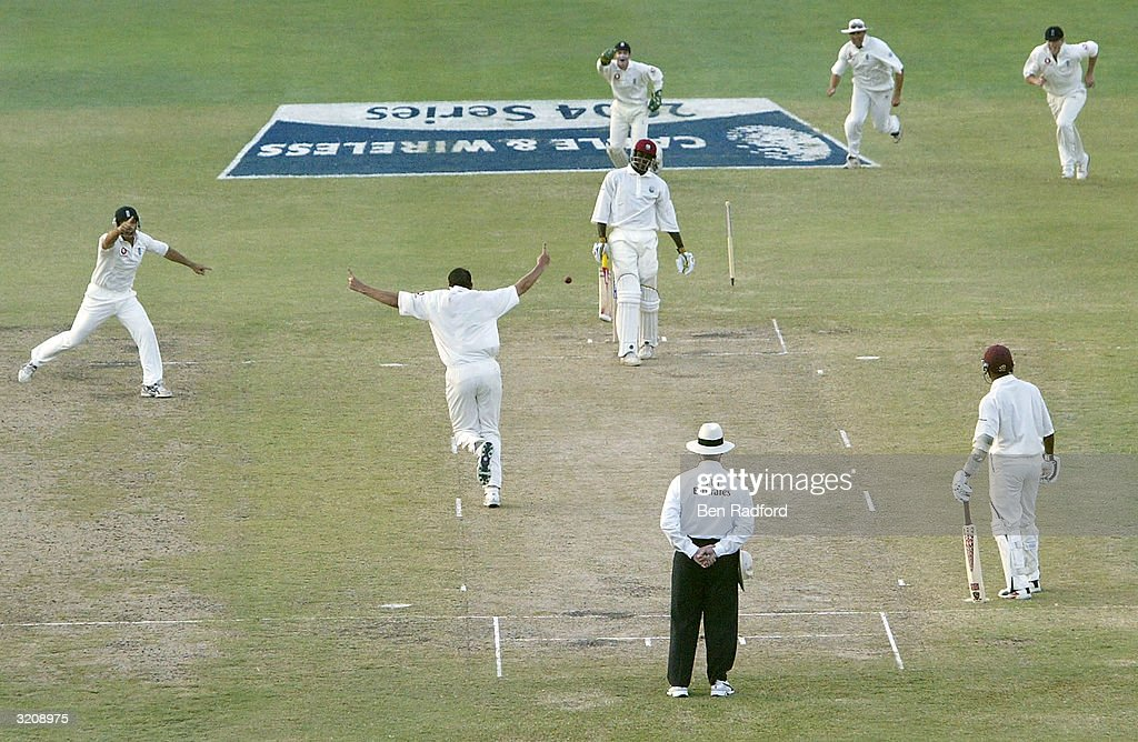 3rd Test, West Indies v England : News Photo