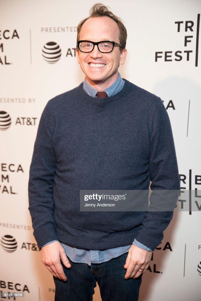 """2017 Tribeca Film Festival - """"Chris Gethard: Career Suicide"""" : News Photo"""
