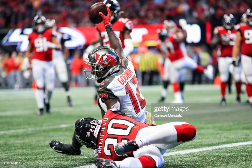 Tampa Bay Buccaneers vAtlanta Falcons : News Photo