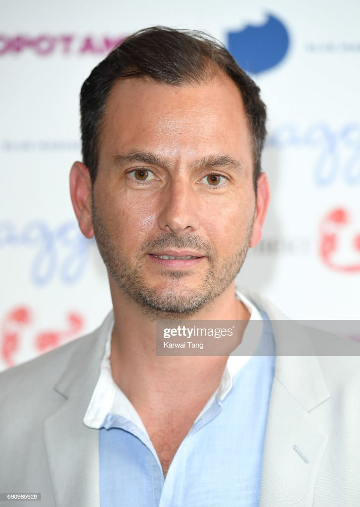 Chris Gorell Barnes attends the UK gala screening of The Hippopotamus at The Mayfair Hotel on May 31, 2017 in London, England.
