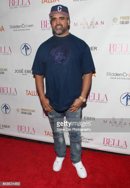 Chris Gotti attends Bella Magazine NYFW Kickoff Party at The Attic Rooftop Lounge on September 6 2017 in New York City