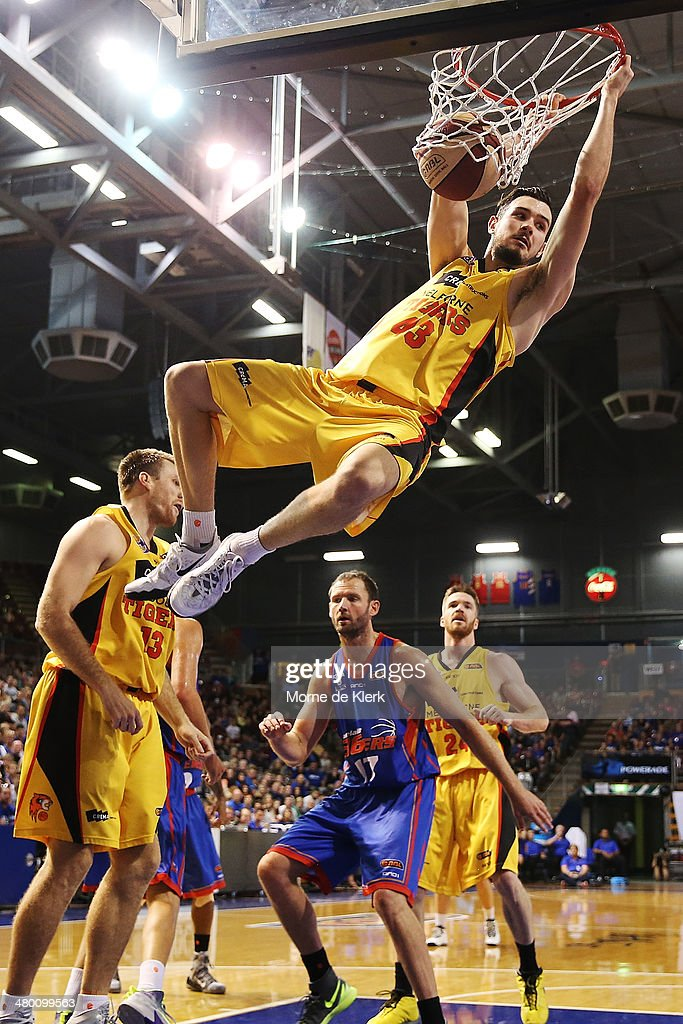 NBL Rd 23 - Adelaide v Melbourne : News Photo