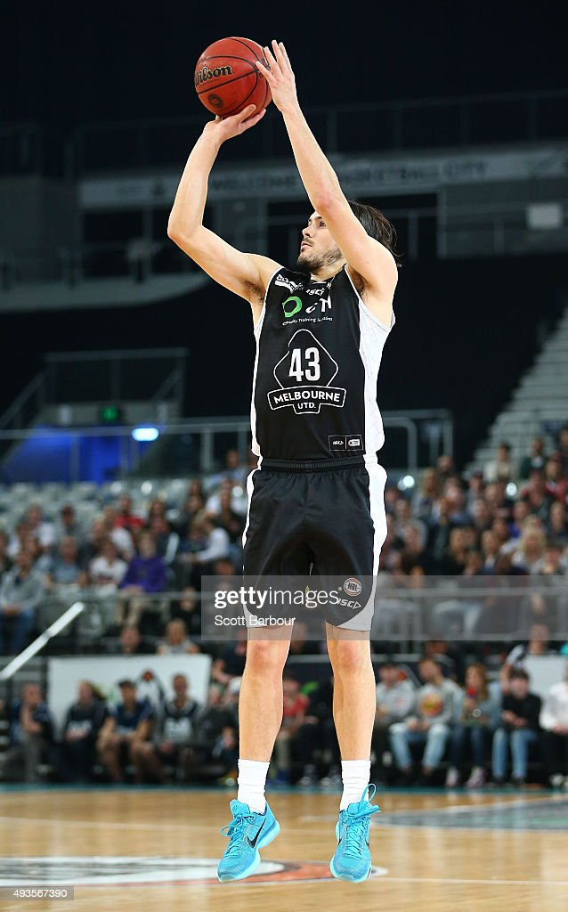 NBL Round 3 - Melbourne v Townsville : News Photo
