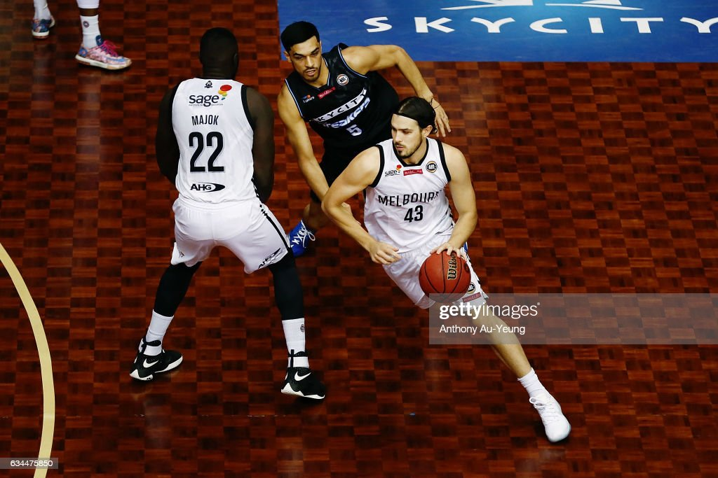 NBL Rd 19 - New Zealand v Melbourne : News Photo