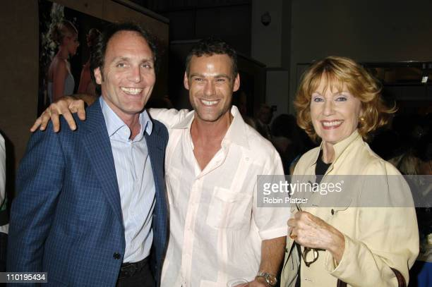 Chris Goutman Grayson McCouch and Liz Hubbard during New York Women in Film and Television's 5th Annual Designing Hollywood Gala at Sothebys in New...