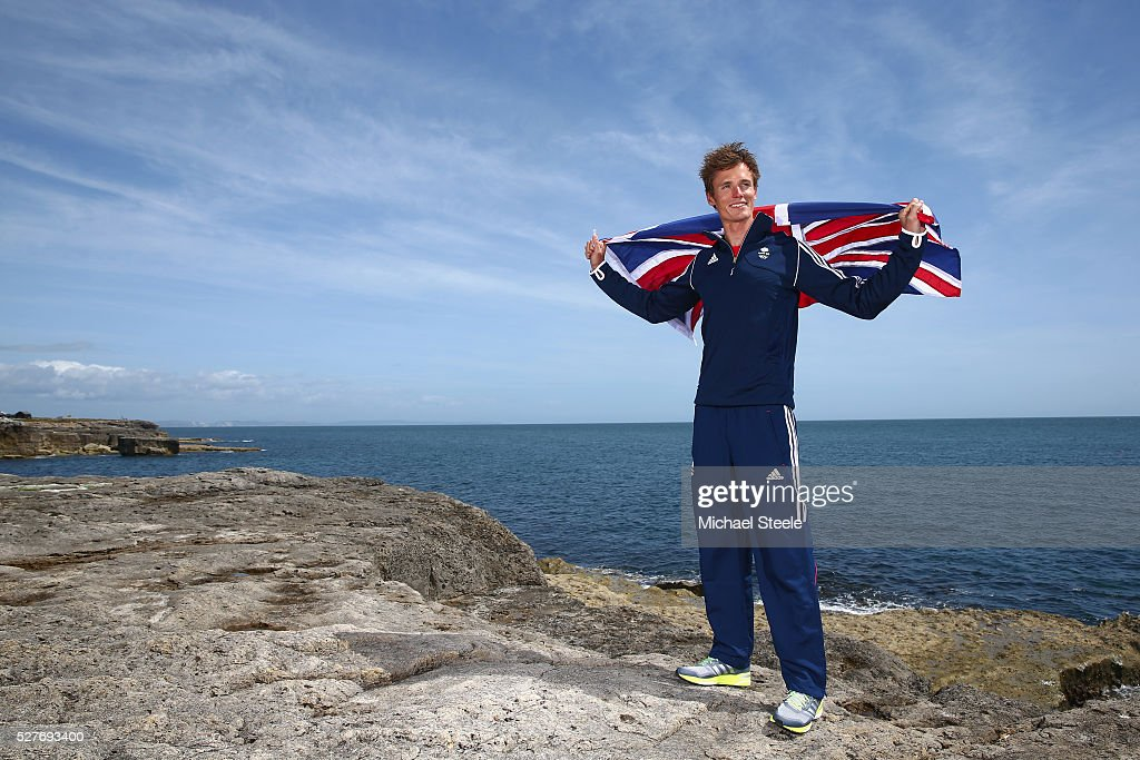 Team GB Rio Sailors Announcement : News Photo