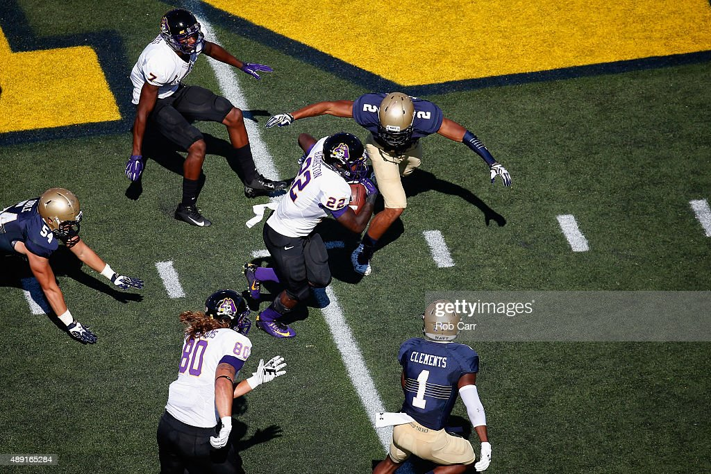 East Carolina v Navy