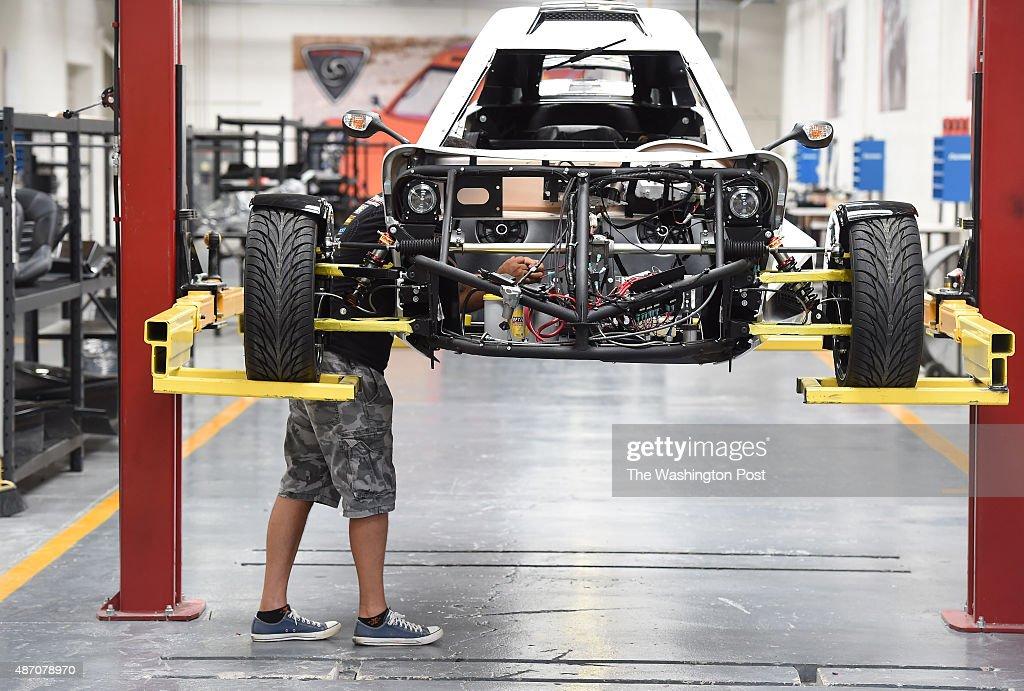 Tanom Invader from Tanom Motors - Culpeper, VA : News Photo
