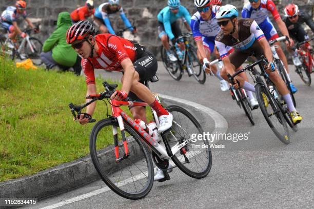 Chris Hamilton of Australia and Team Sunweb / during the 102nd Giro d'Italia 2019 Stage 18 a 222km stage from Valdaora to Santa Maria di Sala Tour of...