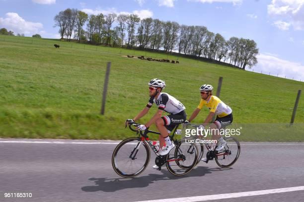 Chris Hamilton of Australia and Team Sunweb / Michael Matthews of Australia and Team Sunweb Yellow leaders jersey /during the 72nd Tour de Romandie...