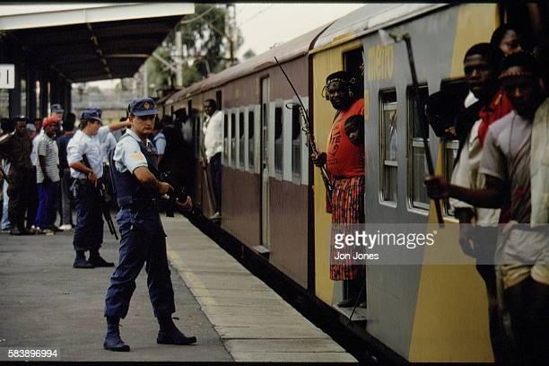 Chris Hani Day in Johannesburg