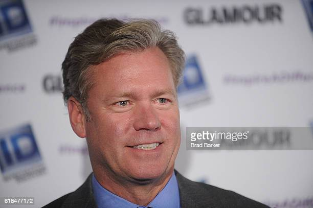 Chris Hansen attends the 2016 Inspire A Difference Gala at Dream Downtown Hotel on October 26 2016 in New York City
