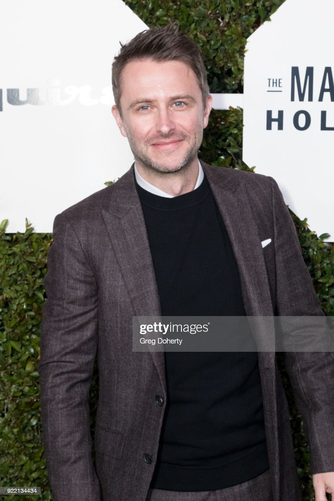 Chris Hardwick attends Esquire's Annual Maverick's Of Hollywood on February 20, 2018 in Los Angeles, California.