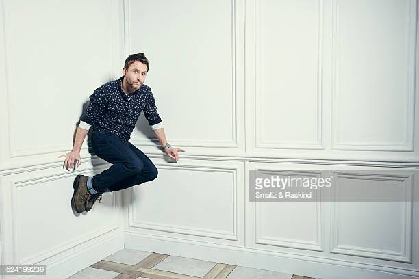 Chris Hardwick poses for a portrait in the Getty Images SXSW Portrait Studio Powered By Samsung on March 13 2016 in Austin Texas