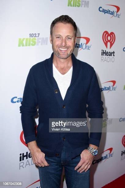 Chris Harrison attends 1027 KIIS FM's Jingle Ball 2018 Presented by Capital One at The Forum on November 30 2018 in Inglewood California