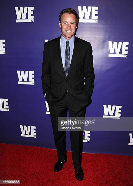 Chris Harrison attends The Evolution Of The Relationship Reality Show at The Paley Center for Media on March 19 2015 in Beverly Hills California