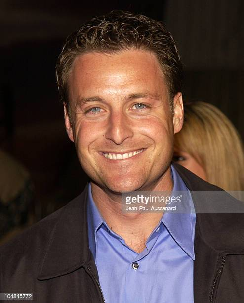 Chris Harrison during 'Dreamkeeper' ABC AllStar Winter Party at Quixote Studios in Los Angeles California United States