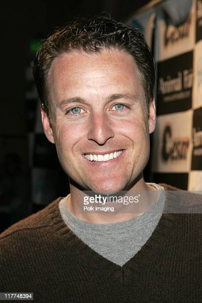 Chris Harrison during Febreze Presents Animal Fair Magazine's 7th Annual Paws For Style Celebrity Pet Fashion Show Benefiting Animal Medical Center...