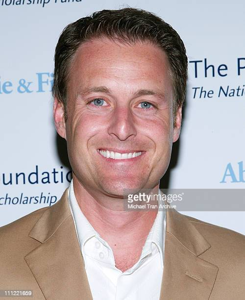 Chris Harrison during The Pointer Foundation Host The 1st Annual LGBT Stars of Tomorrow Benefit at DGA in Hollywood California United States