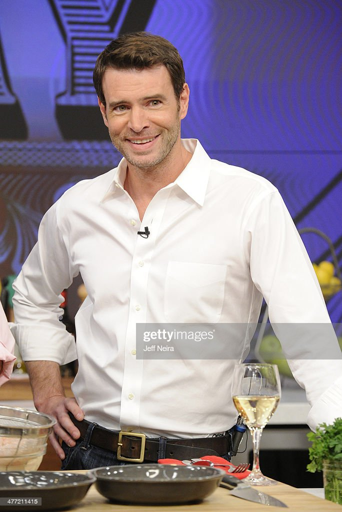 THE CHEW - Chris Harrison (ABCs The Bachelor) is guest co-host; Scott Foley (ABCs Scandal); Judge Foodie is back in session with advice and verdicts on food-related cases Friday, March 7, 2014 on ABC's 'The Chew.' 'The Chew' airs MONDAY - FRIDAY (1-2pm, ET) on the ABC Television Network. FOLEY