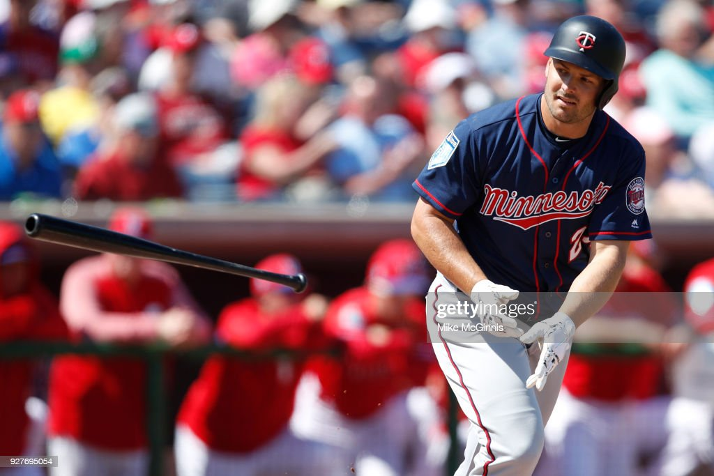 Minnesota Twins v Philadelphia Phillies