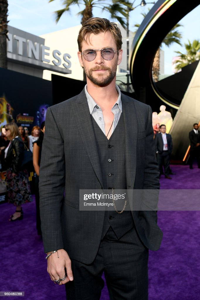 """Premiere Of Disney And Marvel's """"Avengers: Infinity War"""" - Red Carpet"""