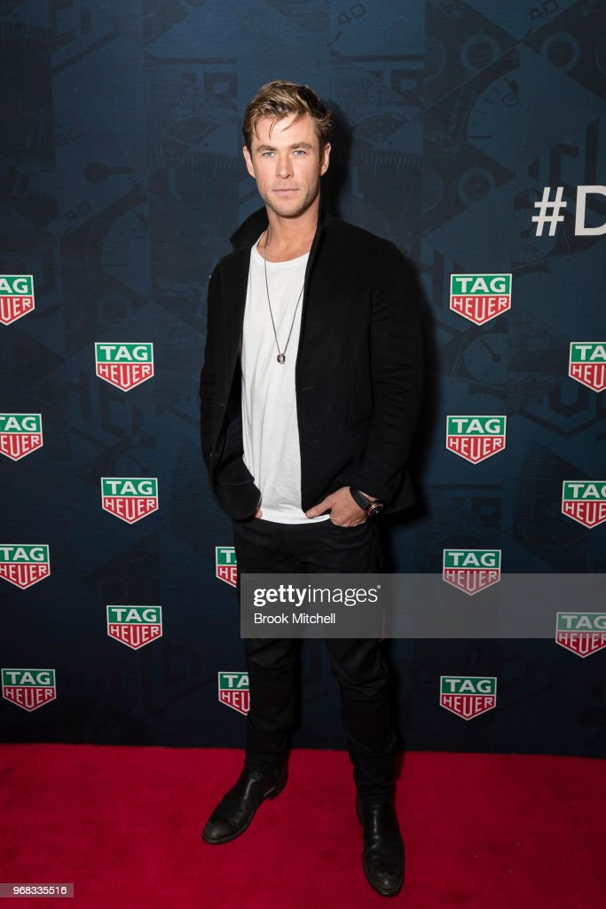 TAG Heuer 'Museum In Motion' Australian Launch