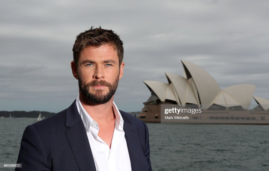 Thor: Ragnarok Sydney Photo Call