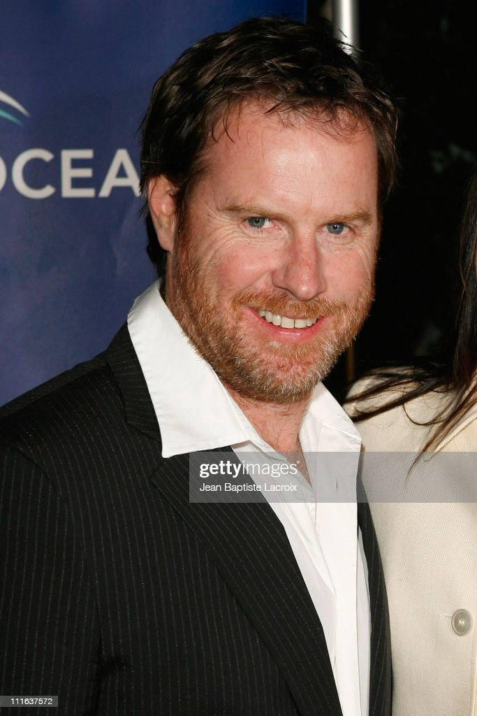 Chris Henchy arrives at the Annual Oceana Partner's Awards Gala held at the home of Jena & Michael King on October 5, 2007 in Pacific Palissades, California.