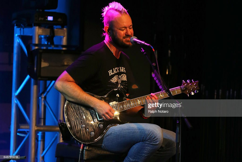 Chris Henderson of 3 Doors Down performs at Hard Rock Cafe at Seminole Hard Rock Hotel  sc 1 st  Getty Images & 3 Doors Down Perform at Hard Rock Cafe Photos and Images | Getty ...