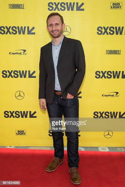 Chris Herzberger Senior Vice President of Universal Theatrical Group attends the panel 'Keeping Performing Arts Alive in a Digital World' during SXSW...