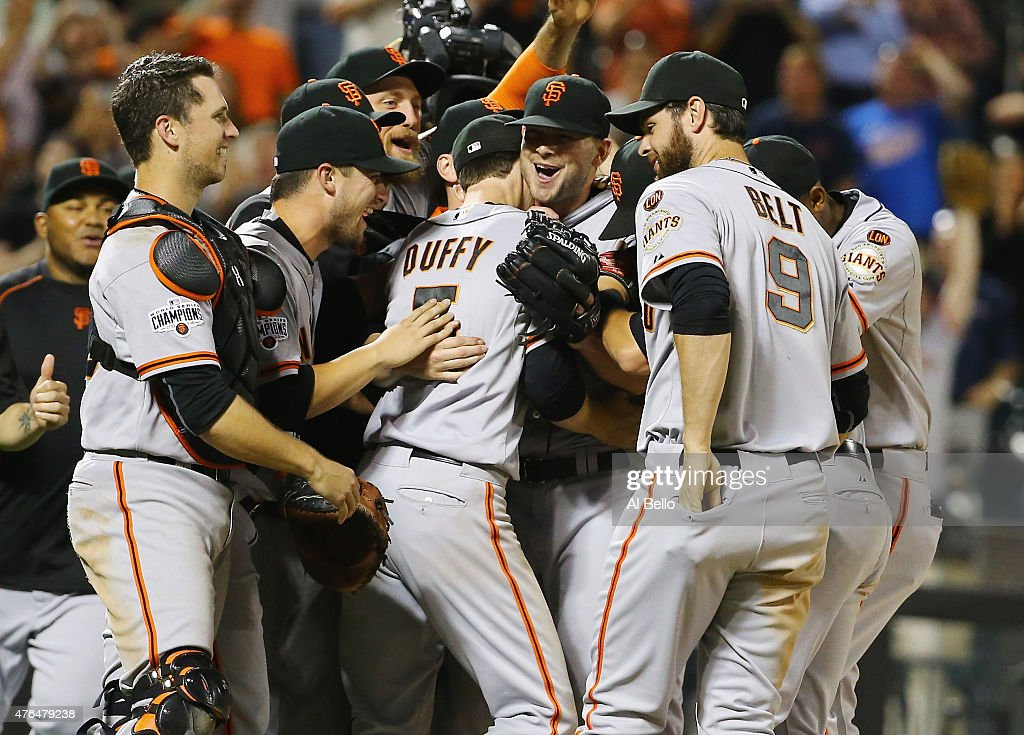 San Francisco Giants v New York Mets : News Photo
