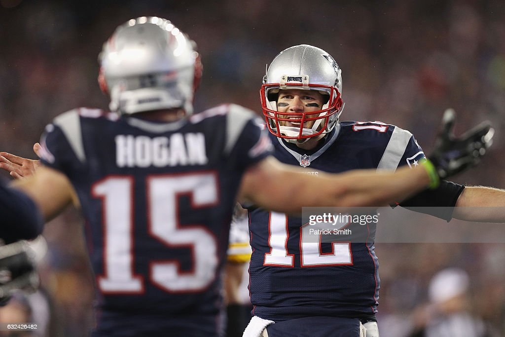 AFC Championship - Pittsburgh Steelers v New England Patriots