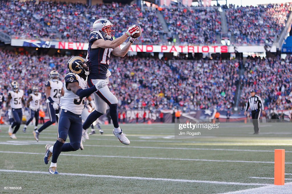 Los Angeles Rams v New England Patriots : News Photo