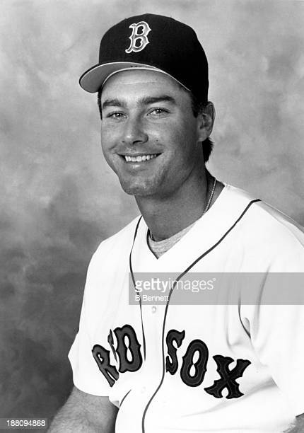 Chris Howard of the Boston Red Sox poses for a portrait in March 1994 in Boston Massachusetts