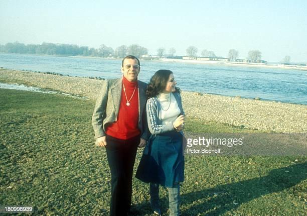 Chris Howland Tochter Sharon Howland Köln Park Moderator Familie Promis Prominente Prominenter