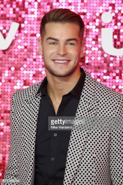Chris Hughes arrives at the ITV Gala held at the London Palladium on November 9 2017 in London England
