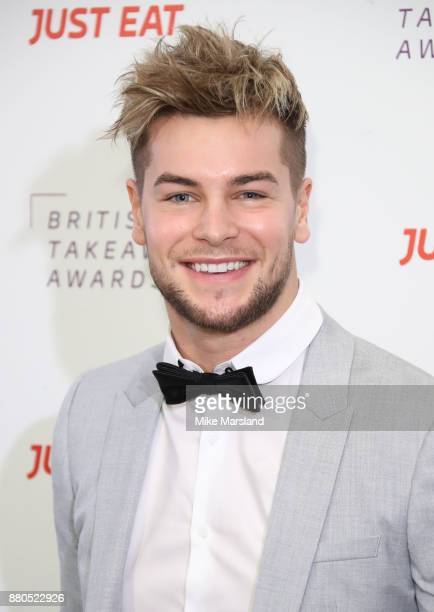 Chris Hughes attends The British Takeaway Awards at The Savoy Hotel on November 27 2017 in London England