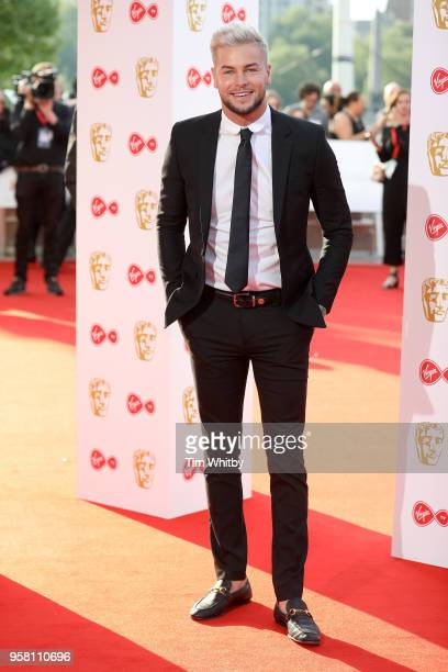 Chris Hughes attends the Virgin TV British Academy Television Awards at The Royal Festival Hall on May 13 2018 in London England